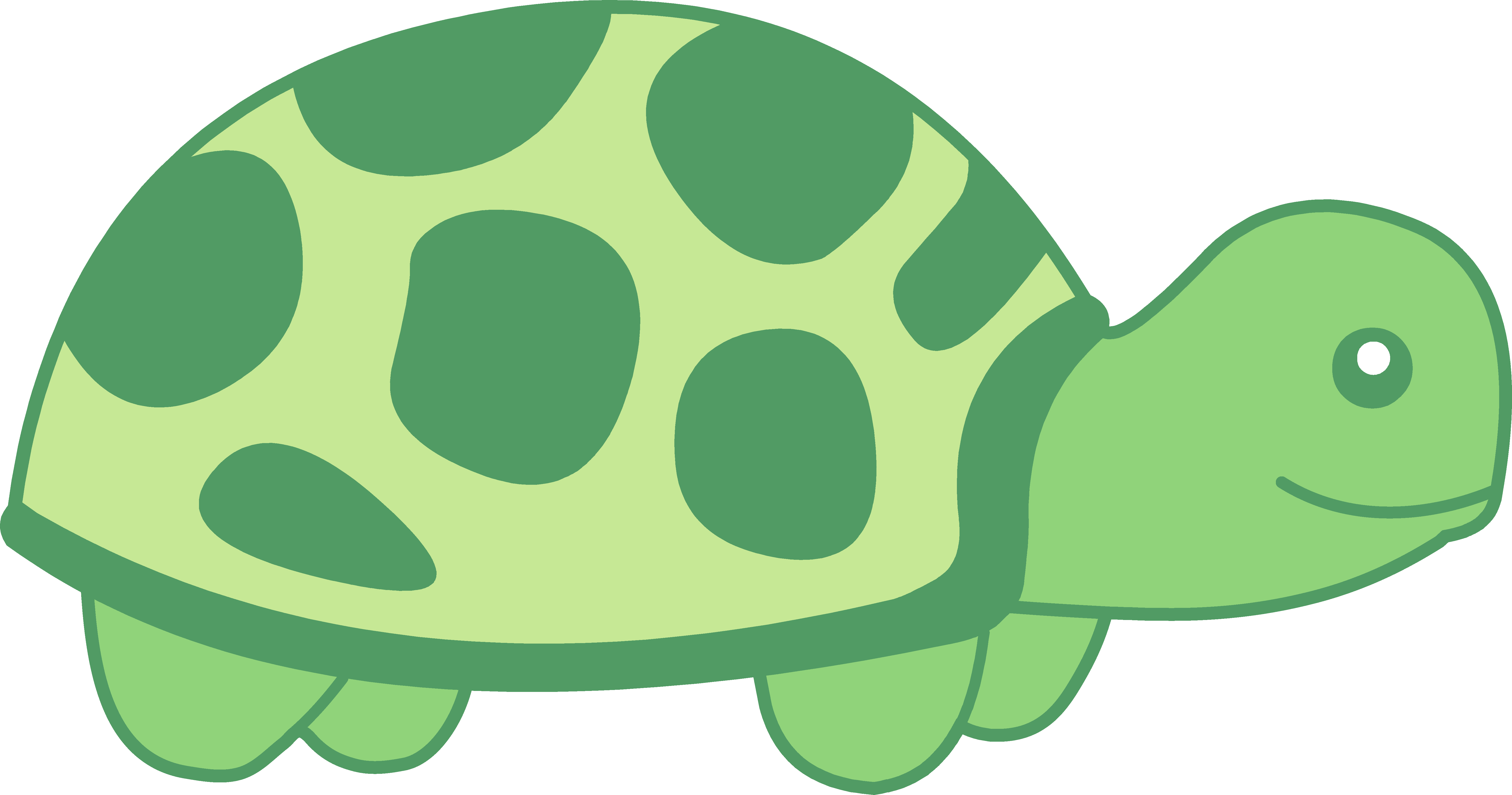 Turtle clipart #2, Download drawings