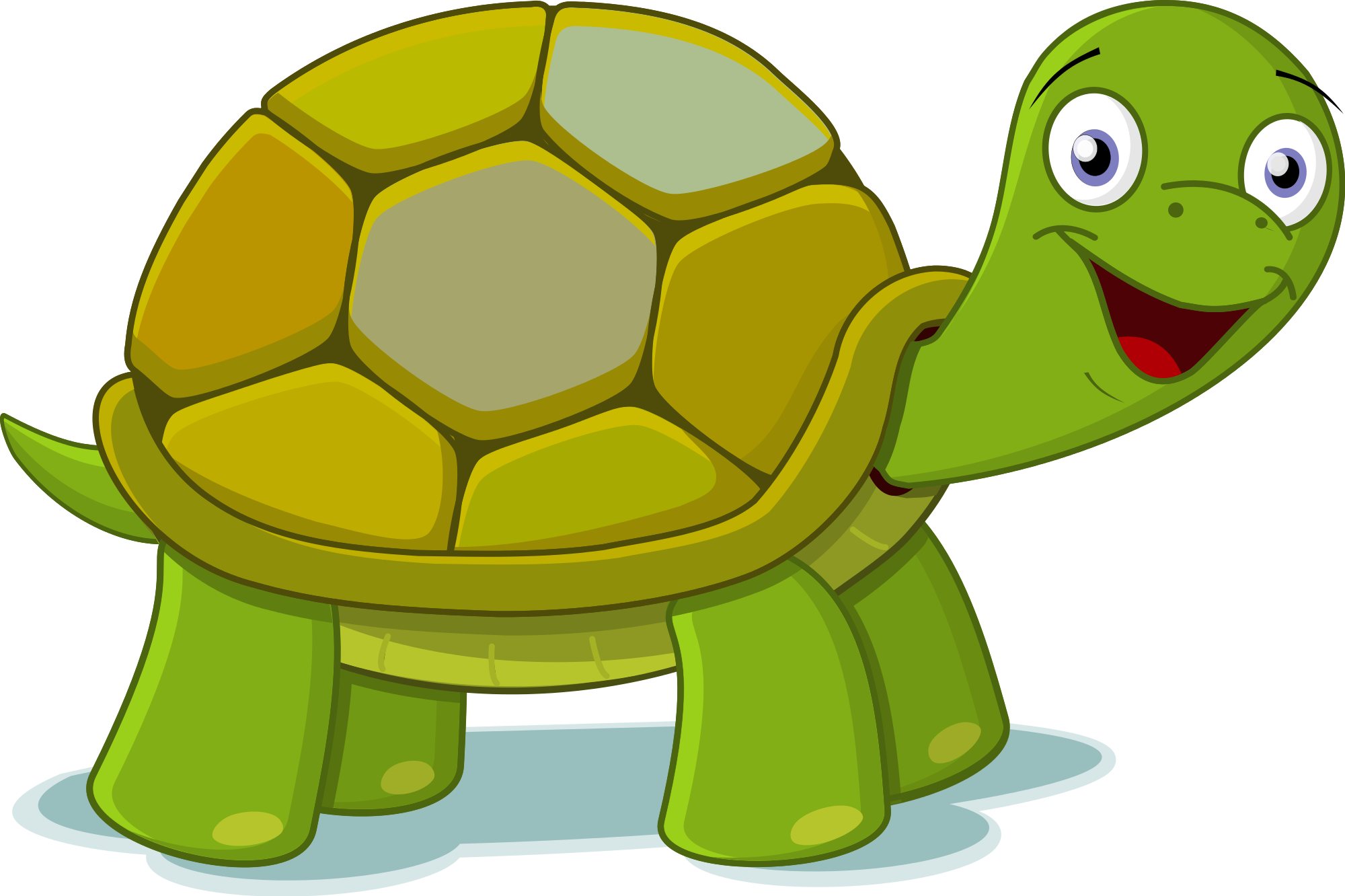 Turtle clipart #5, Download drawings