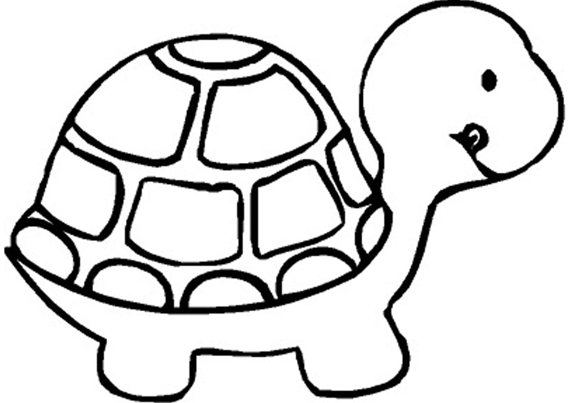 Turtle coloring #18, Download drawings