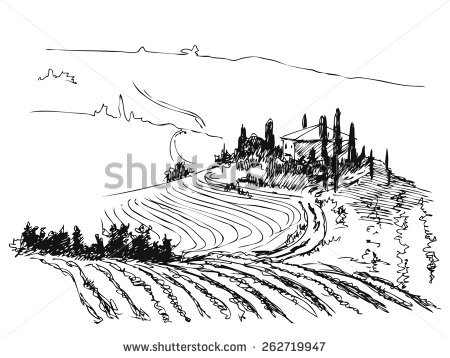 Tuscany svg #3, Download drawings