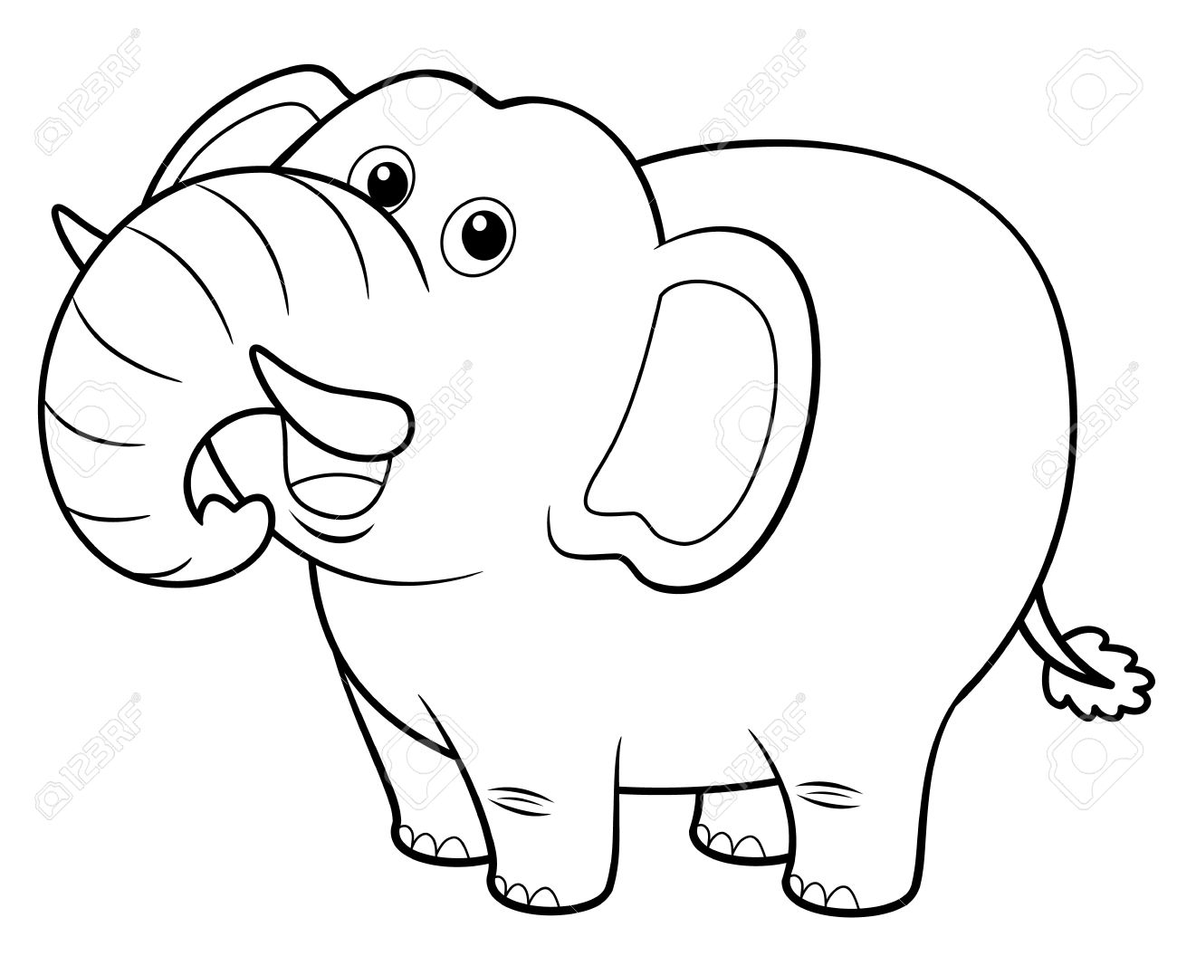 Tusk coloring #9, Download drawings