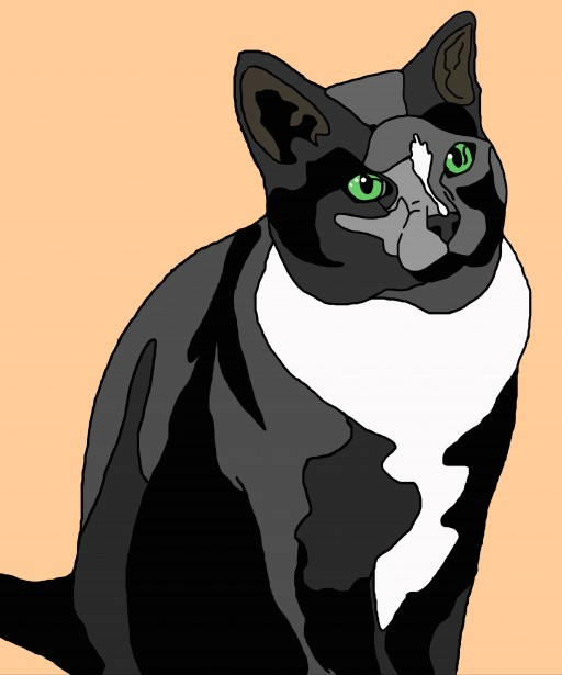 Tuxedo Cat clipart #16, Download drawings