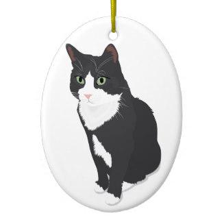 Tuxedo Cat coloring #6, Download drawings