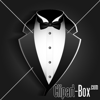 Tuxedo clipart #4, Download drawings