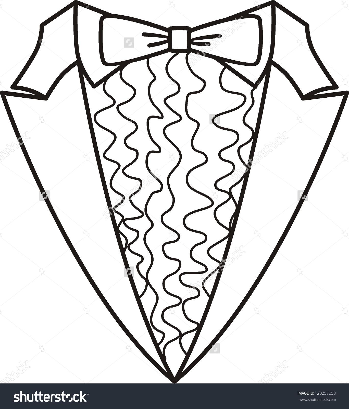 Tuxedo coloring #7, Download drawings