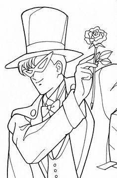 Tuxedo coloring #18, Download drawings