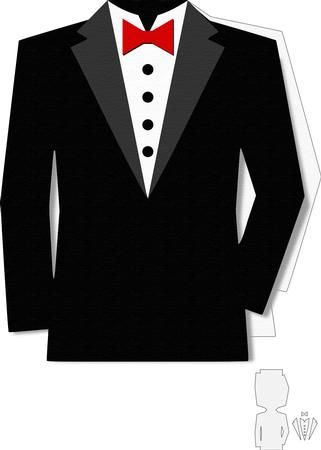 Tuxedo svg #198, Download drawings