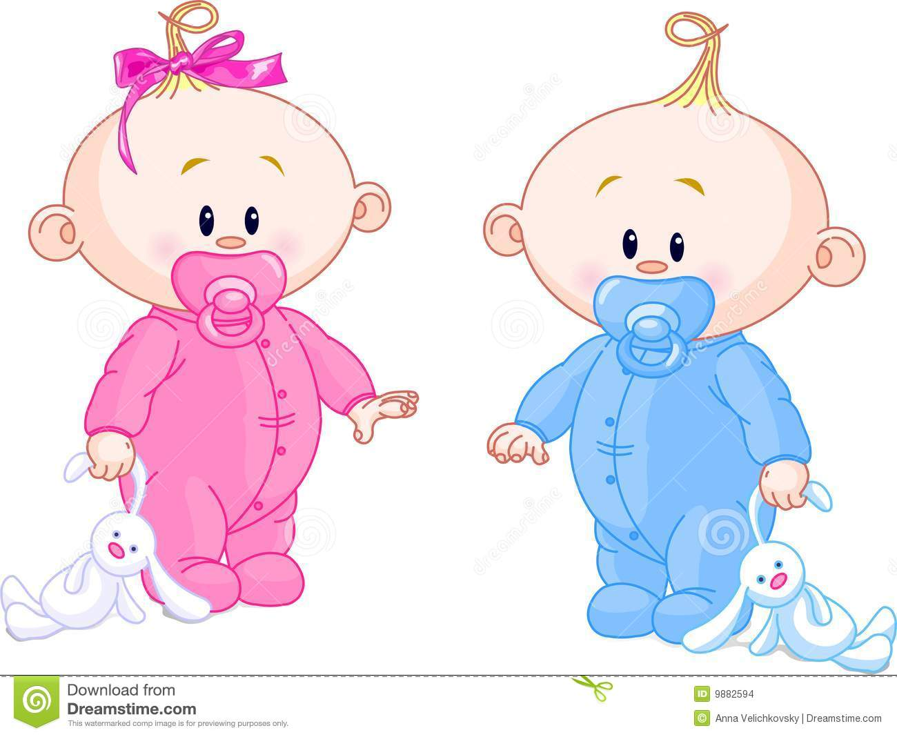 Twins clipart #6, Download drawings