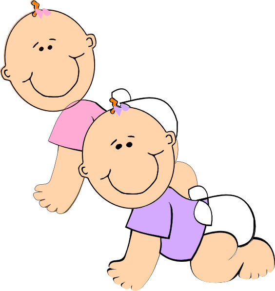 Twins clipart #7, Download drawings
