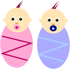 Twins clipart #4, Download drawings