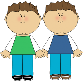 Twins clipart #14, Download drawings