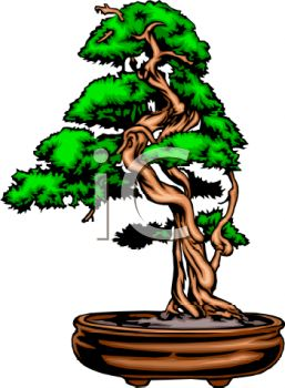 Twisted Tree clipart #10, Download drawings
