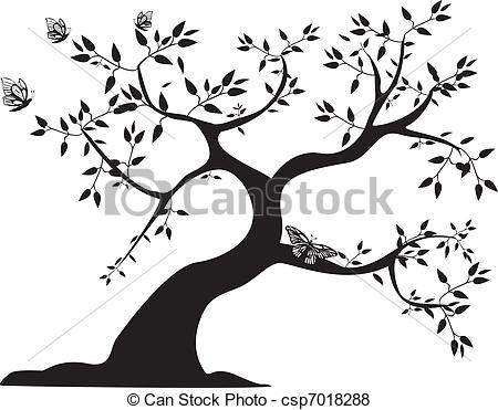 Twisted Tree clipart #9, Download drawings