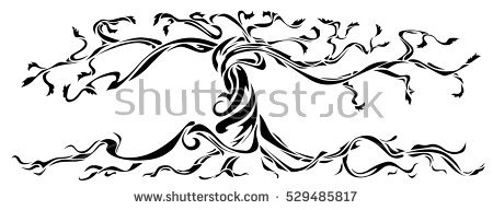 Twisted Tree clipart #16, Download drawings