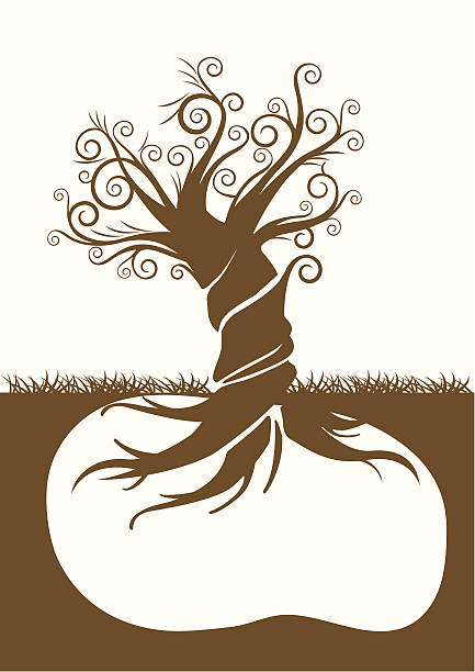 Twisted Tree clipart #5, Download drawings