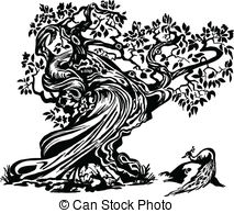 Twisted Tree clipart #8, Download drawings