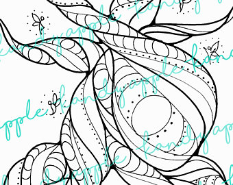 Twisted Tree coloring #20, Download drawings