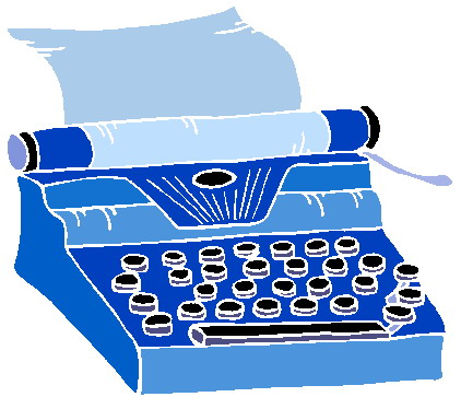 Typewriter clipart #1, Download drawings
