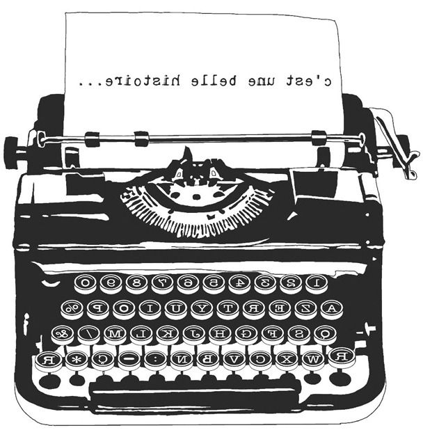 Typewriter clipart #17, Download drawings