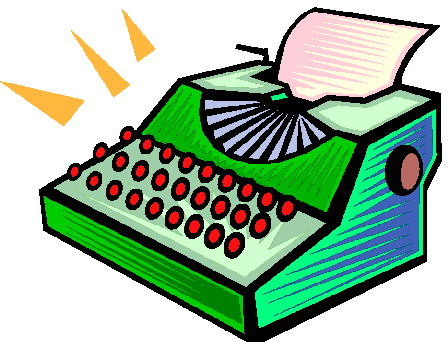 Typewriter clipart #18, Download drawings