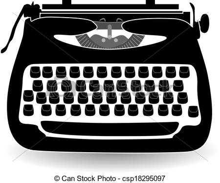 Typewriter clipart #12, Download drawings