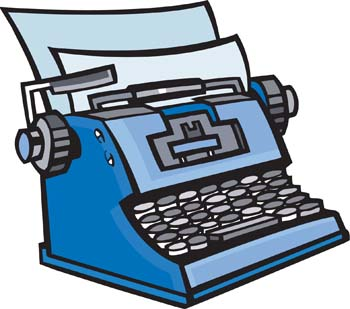Typewriter clipart #7, Download drawings