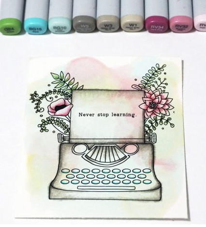 Typewriter coloring #5, Download drawings