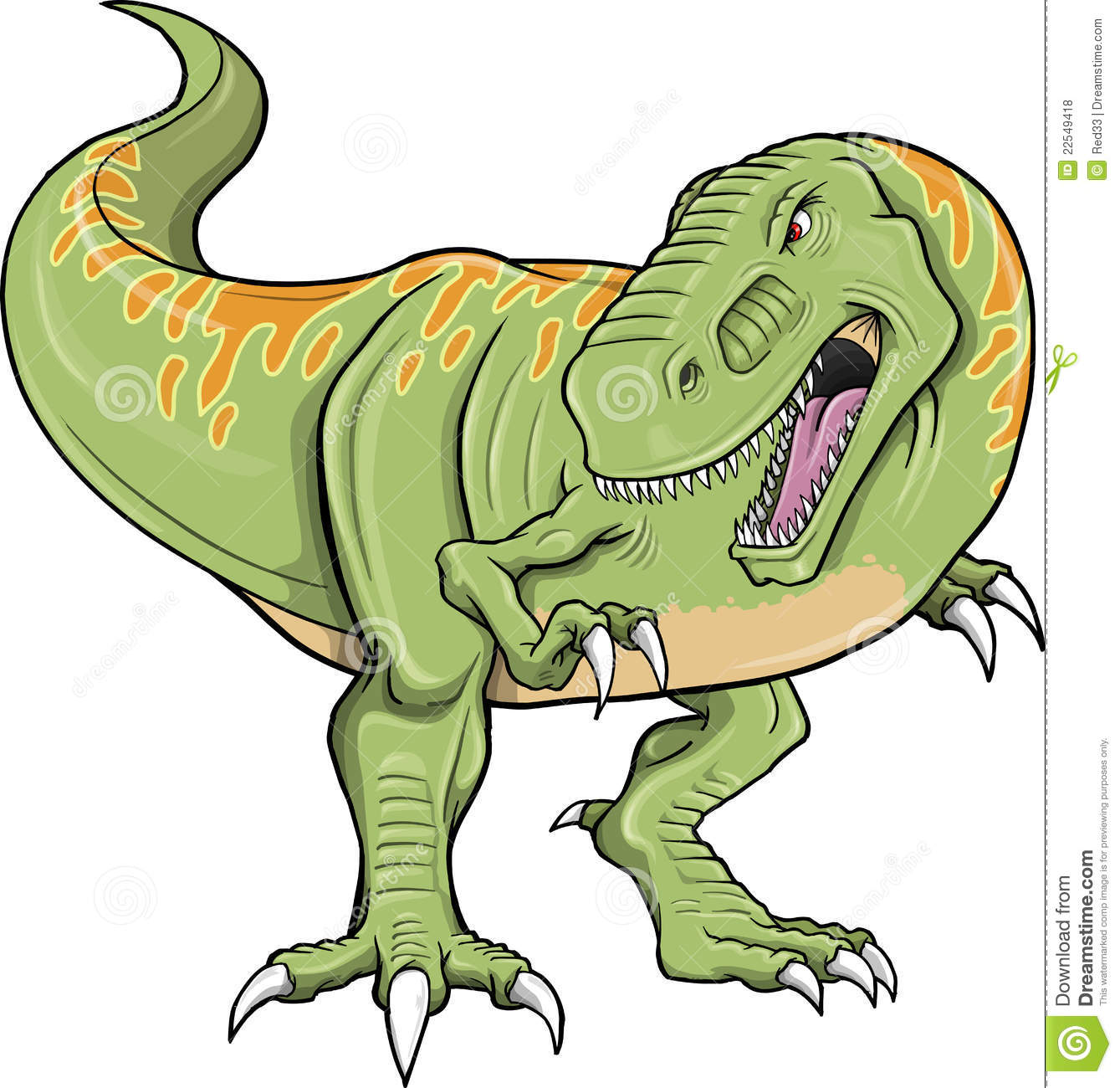 Tyrannosaurus Rex clipart #3, Download drawings