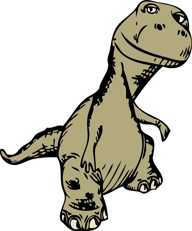 Tyrannosaurus Rex clipart #5, Download drawings
