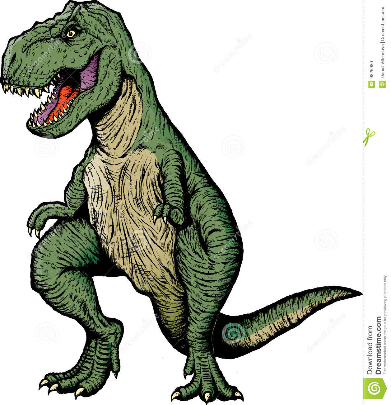 Tyrannosaurus Rex clipart #6, Download drawings