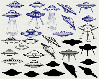 UFO clipart #12, Download drawings