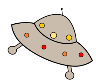 UFO clipart #16, Download drawings
