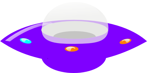 UFO clipart #7, Download drawings