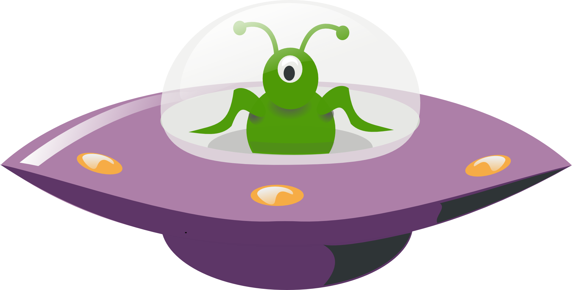UFO clipart #6, Download drawings