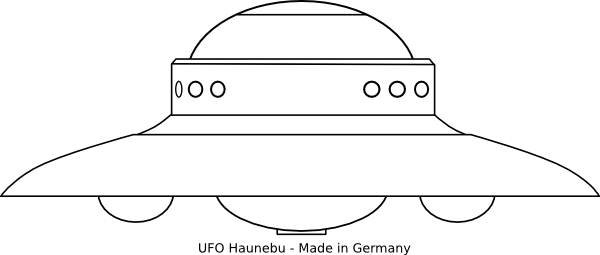 UFO svg #3, Download drawings