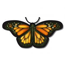 Ulysses Butterfly svg #1, Download drawings