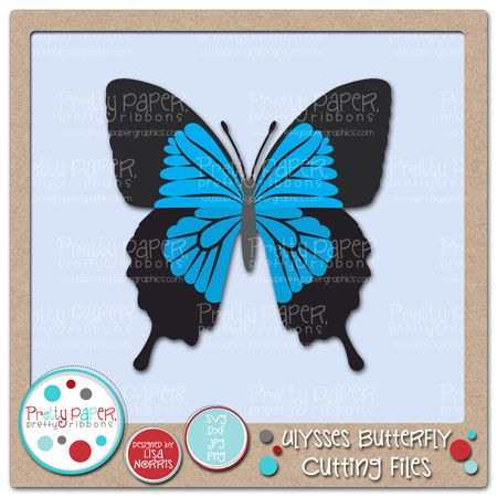 Ulysses Butterfly svg #13, Download drawings