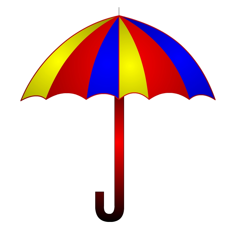 Umbrella clipart #16, Download drawings