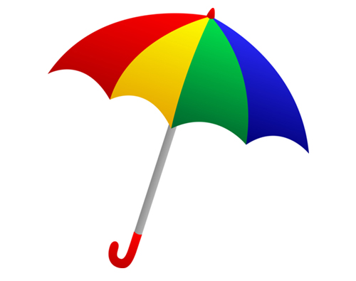 Umbrella clipart #14, Download drawings