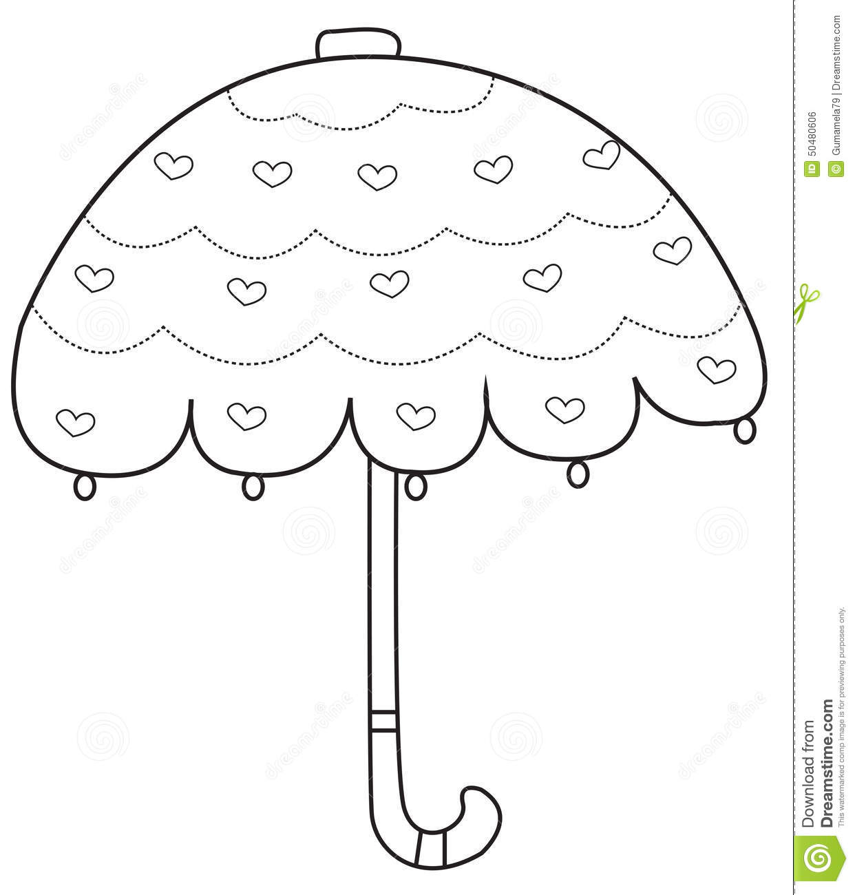 duck with umbrella coloring page - umbrella coloring download umbrella coloring