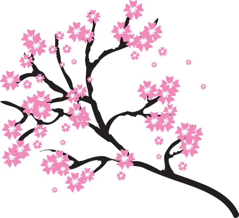 Ume Blossom svg #8, Download drawings