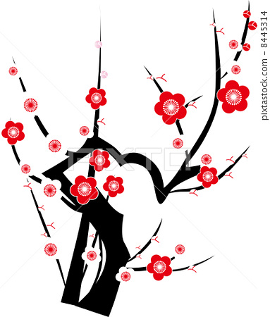 Ume Tree clipart #4, Download drawings
