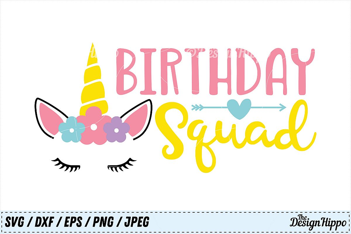 unicorn birthday svg #17, Download drawings