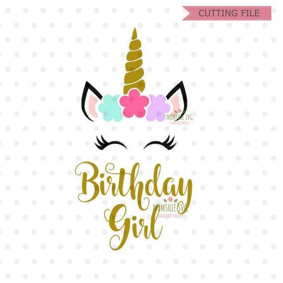 unicorn birthday svg #15, Download drawings