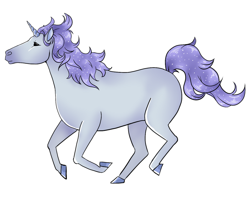 Unicorn clipart #6, Download drawings