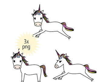 Unicorn clipart #10, Download drawings