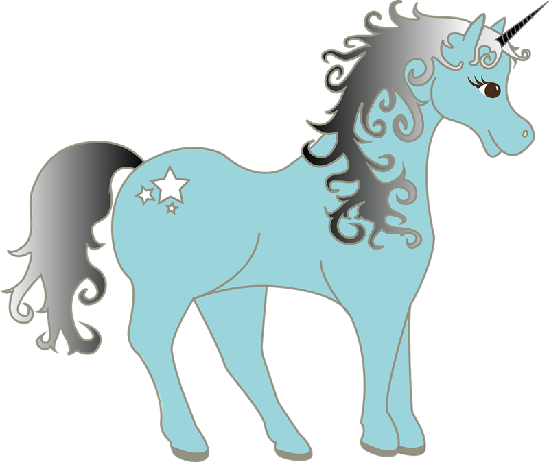 Unicorn clipart #13, Download drawings