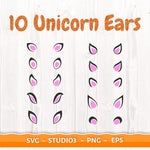 unicorn ears svg #925, Download drawings