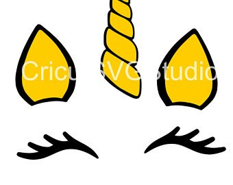 unicorn ears svg #921, Download drawings