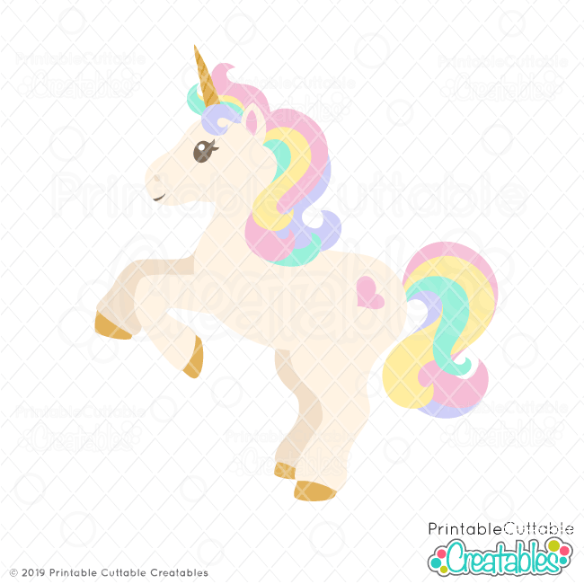 unicorn svg file #546, Download drawings